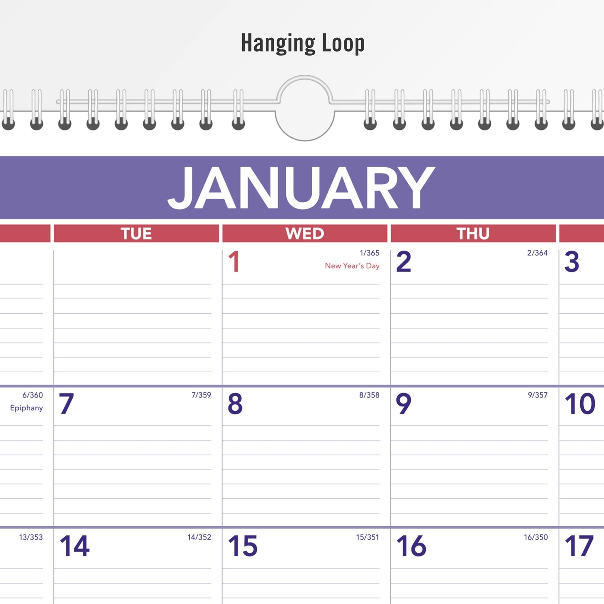 2021 Calendar With Date Boxes And Abbreviated Holidays - Example Calendar Printable with Julian Calendar 2021 Free Printable Photo