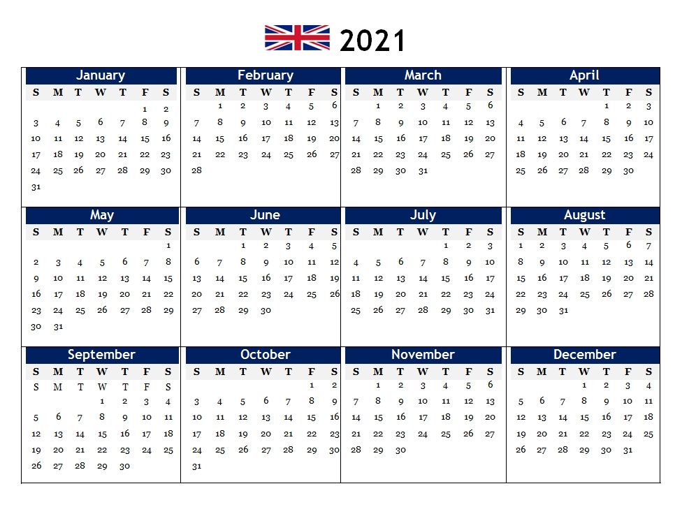2021 Calendar With Holidays Usa, Uk, Canada, Australia regarding 2021 Australia Calendar With Holidays Photo