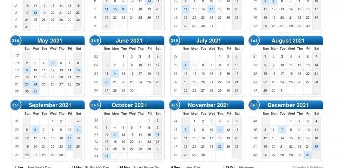 2021 Calendar With Week Numbers Singapore | Free Printable Calendar in Printable Calendar 2021 Singapore Photo