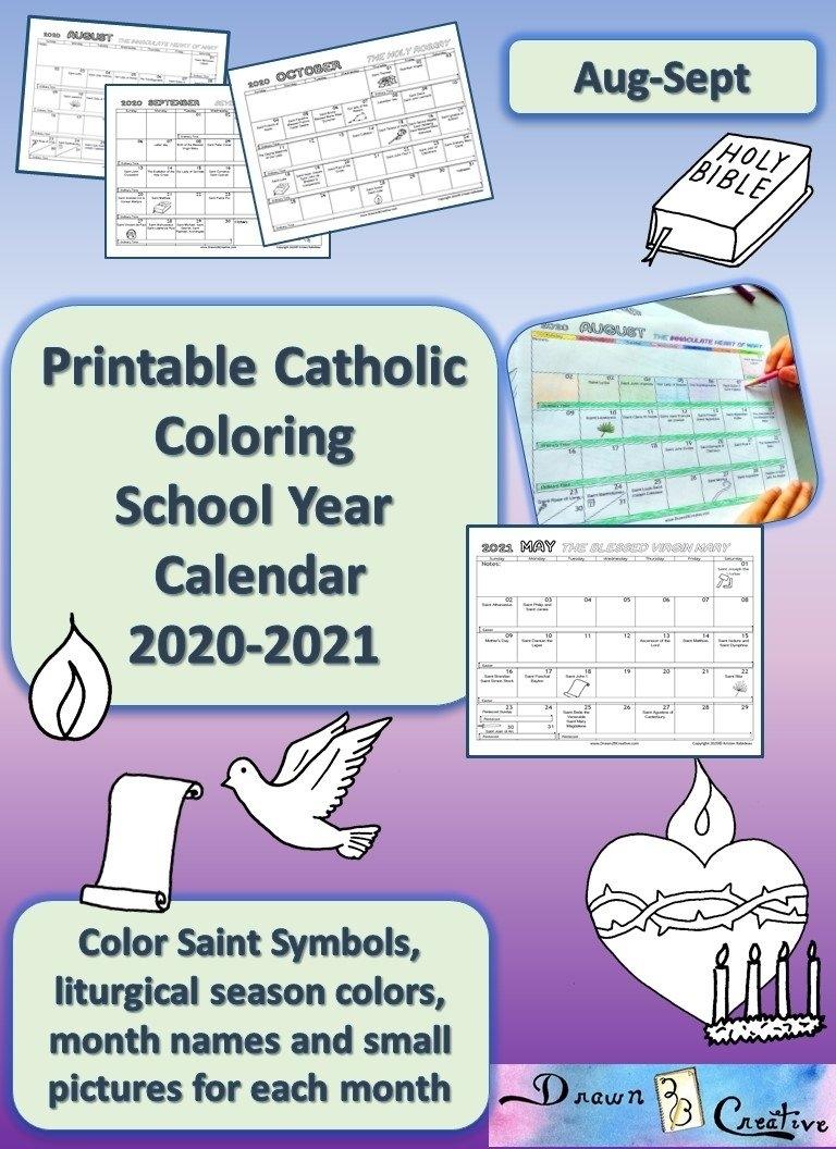2021 Catholic Liturgical Calendar Pdf - Calendar Inspiration Design with regard to Image Of 2021 Church Calendar