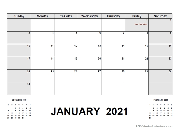 2021 Monthly Planner With Singapore Holidays - Free Printable Templates for 2021 Holidays Calendar Singapore Outlook