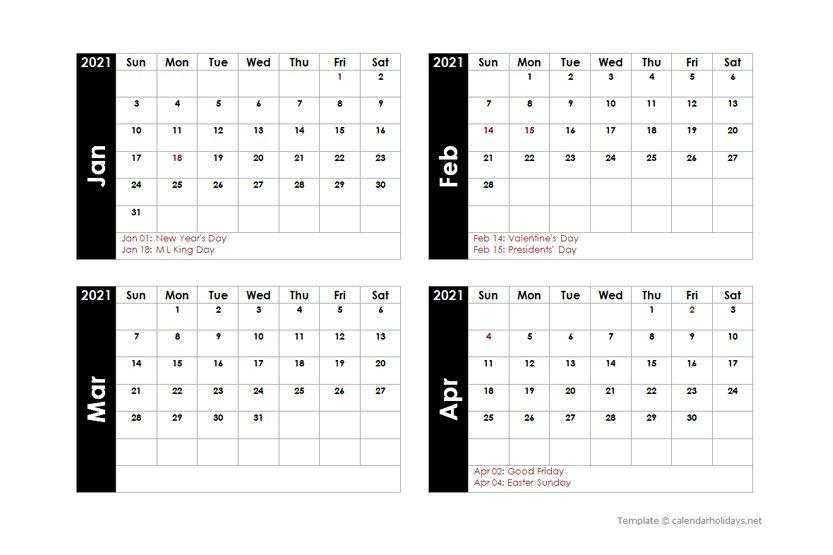 2021 Monthly Template - Calendarholidays regarding Google 2021 Calendar Printable Image