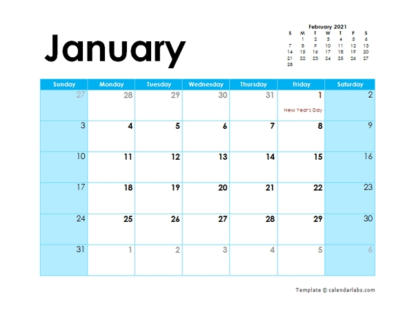 2021 Philippines Monthly Calendar Colorful Design - Free Printable Templates intended for 2021 Holidays Calendar Singapore Outlook