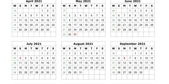 2021 Printable Yearly Calendar Portrait   2021 Printable Calendar Free with Free Printable 2021 Calendar Portrait Photo