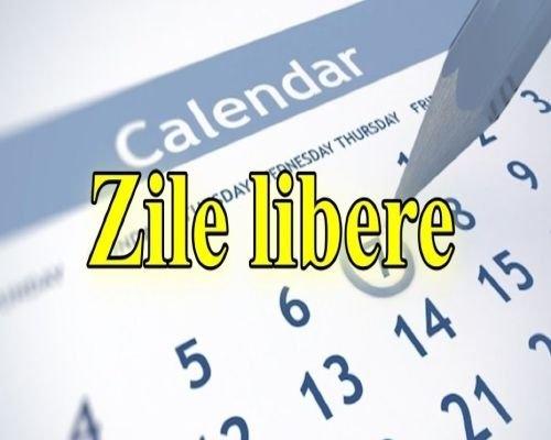 2021, Un An Sărac În Zile Libere Pentru Români with Zile Libere Anul 2021