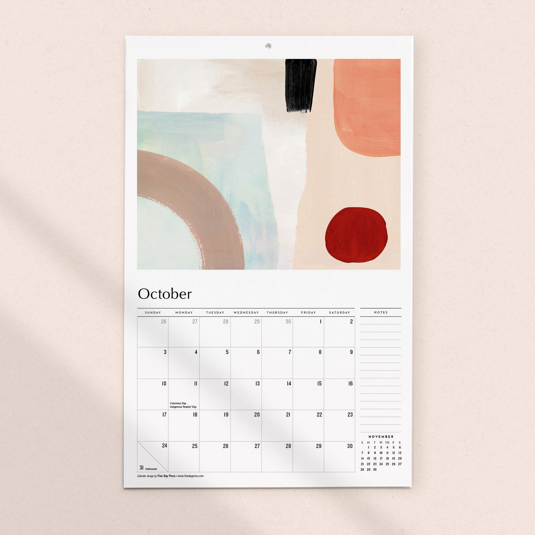 2021 Wall Calendar - Fine Day Press regarding Free Calendars You Can Edit 2021 8 1/2 X 11