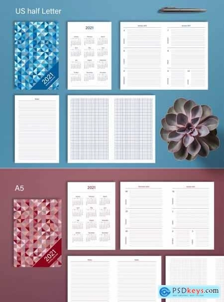 2021 Weekly Annual Planner Layout 348617071 » Free Download Photoshop Vector Stock Image Via for Template Piano Feire 2021