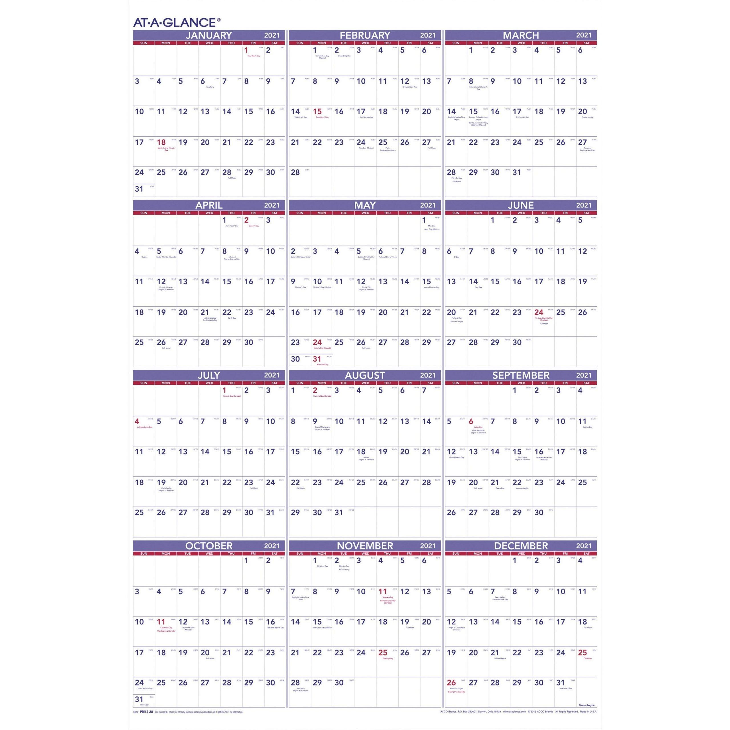 2021 Yearly Julian Calendar • Printable Blank Calendar Template for Julian Calendar 2021 Free Printable Photo