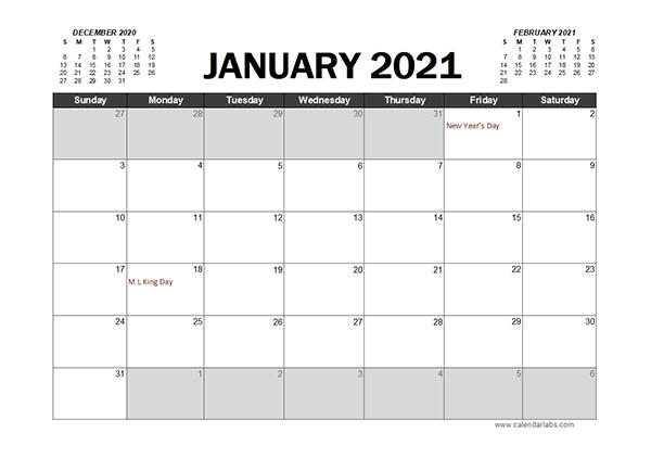 April 2021 Calendar Excel | Printablecalendarsfor2021 throughout Ontario Calendar 2021 With Holidays Graphics
