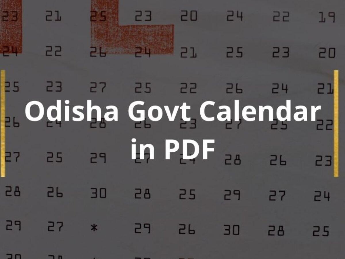 Bank Holidays 2021 Odisha Pdf / Bank Holiday List 2021 In Tamil Nadu. - Micro Biosrockbar with regard to Government Calendar 2021 Odisha Graphics