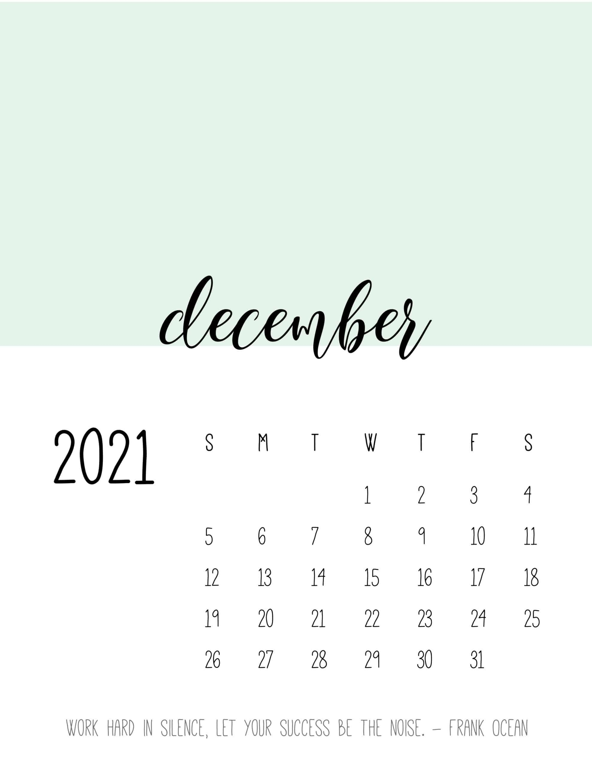 Block Color 2021 Calendar - World Of Printables throughout What Year Calendar Matches 2021 Graphics