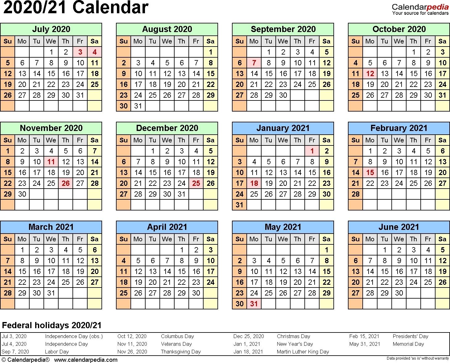 Calendar 2020 Half Year   Calendar Printables Free Templates throughout Half Page Calendars 20212 Image