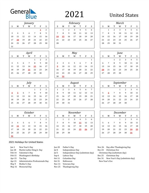 Calendar 2021 March United States   Free Printable Calendar Monthly pertaining to List Of Usa 2021 Holiday Image