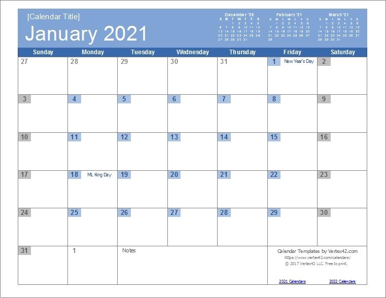 Calendar 2021 Monthly   Calvert Giving pertaining to 2021 Printable Monthly Calendar