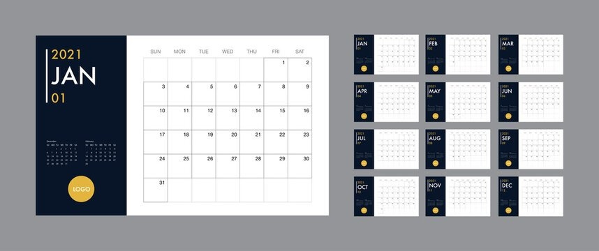 Calendar 2021 Photos, Royalty-Free Images, Graphics, Vectors & Videos | Adobe Stock for Create A 2021 Calendar In Indesign Image