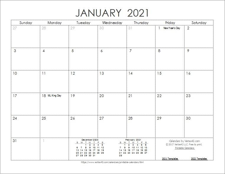 Calendar 2021 Printable Word Simple | Free Printable Calendar Monthly within Free Calendar Template 2021 Printable With Lines