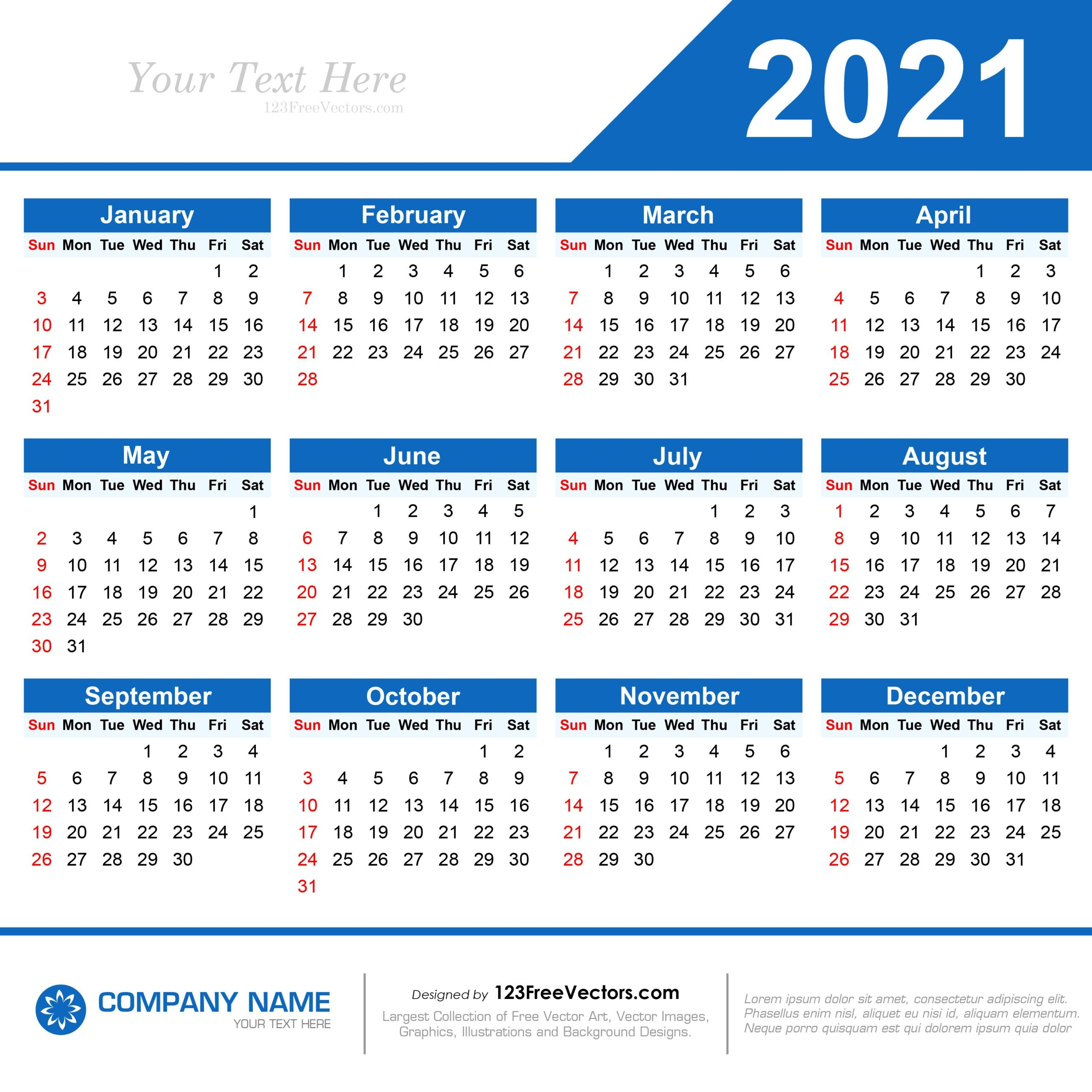 Calendar 2021 Psd File Free Download - Printablecalendarr inside Church Calendar 2021 Psd Image