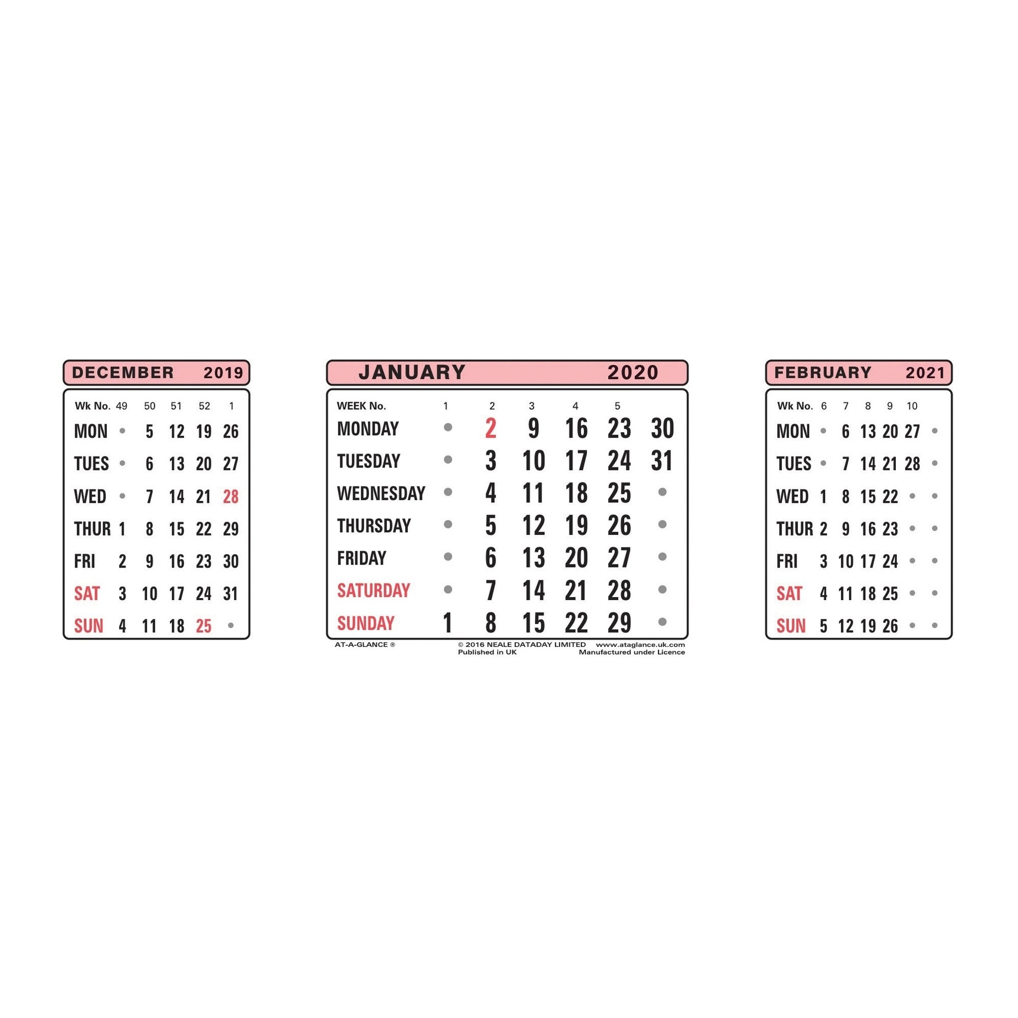 Calendar 2021 Showing The Number Of Days 1 To 365   Printable Calendar Template 2020 with regard to 2021 Calendar With Numbered Days Photo