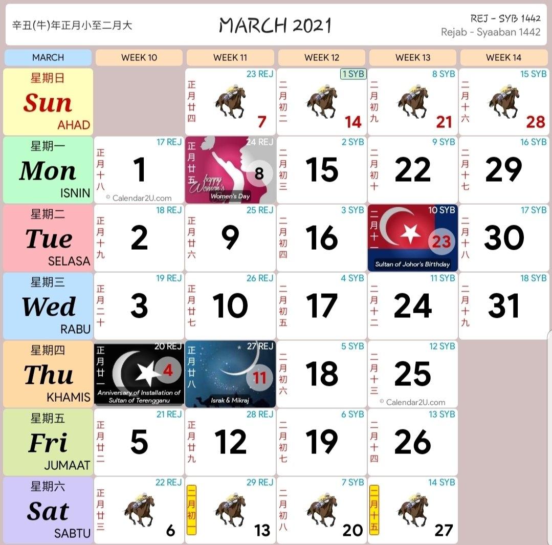 Calendar 2022 Malaysia Kuda - Nexta for Cuti Umum Calendar Kuda 2021