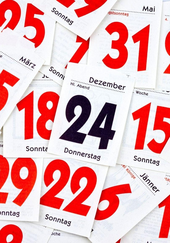 Calendar 2022 Zile Lucratoare - Nexta in Cate Zile Lucratoare Are Fiecare Luna In 2021