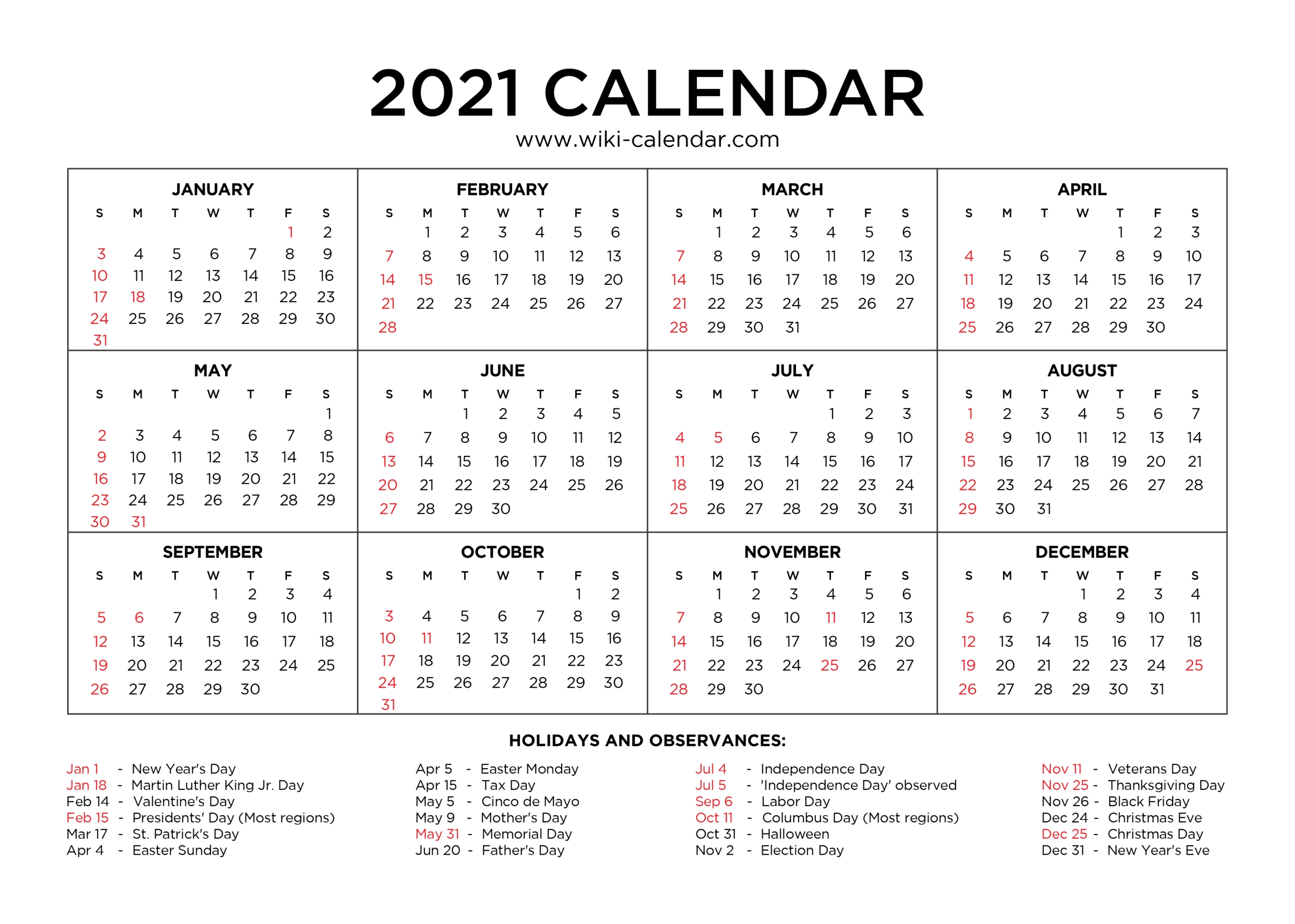 Calendar Of Weekends Only 2021 | Calendar Printables Free Templates with regard to Calendar 2021 Cu Zile Legale