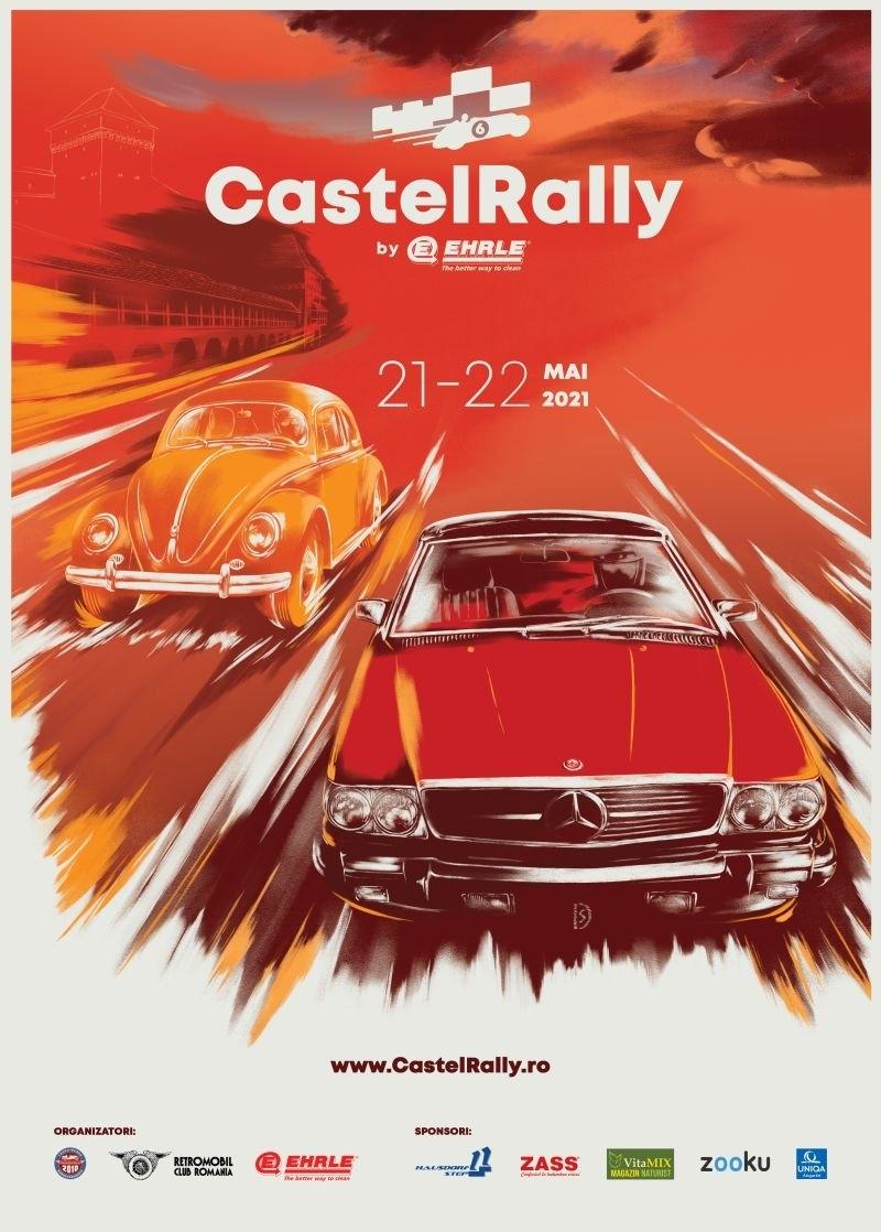 Castel Rallyehrle - 2021 Targu Mures in Numar Zile Lucratoare In 2021