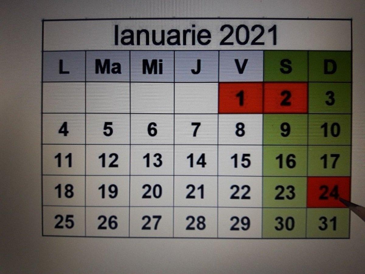 Câte Zile Libere Vor Avea Bugetarii În 2021 | Eveniment | Tribuna inside Zile Libere 2021 Romania Image
