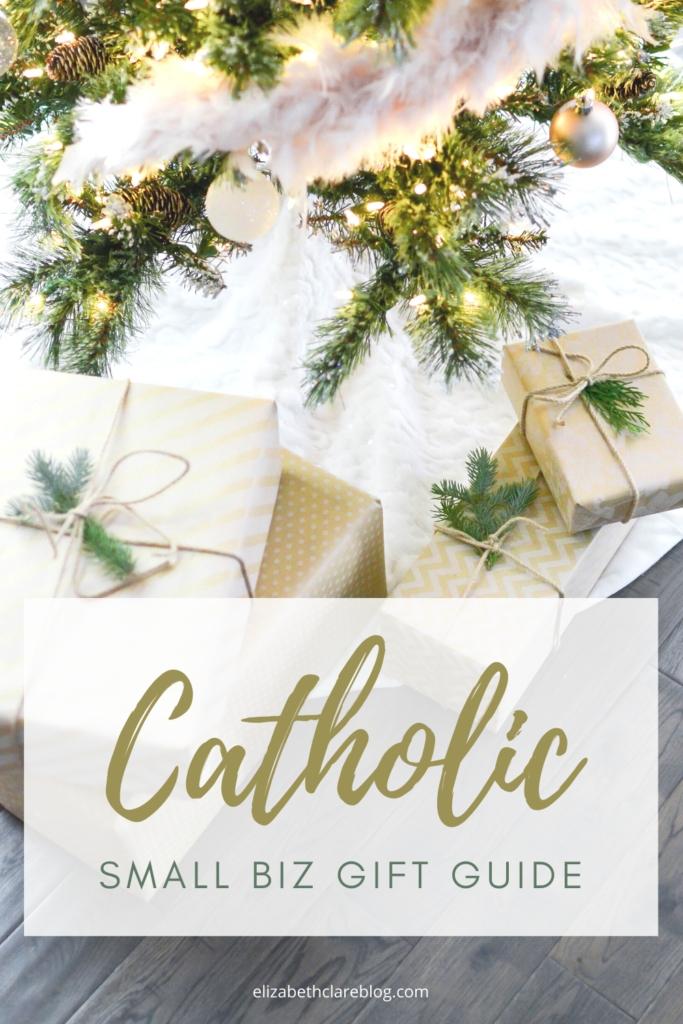 Catholic-Gift-Guide_-Shop-Small - Elizabeth Clare regarding Protestant Liturgical Calendar Year 2021 Photo
