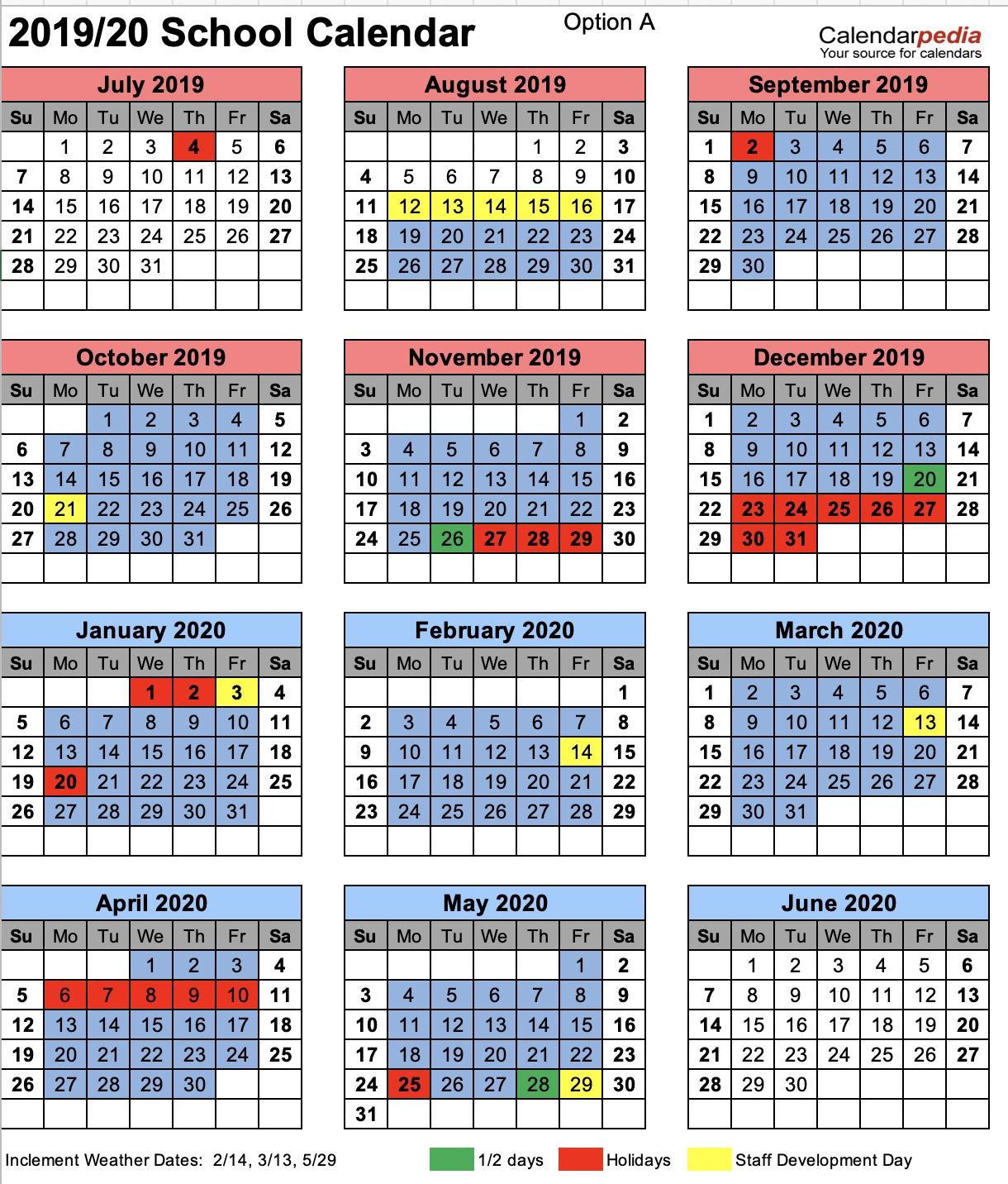 Ccsd Calendar 2020-2021   2020Calendartemplates intended for Ucsb 2019 2021 Calendar Photo