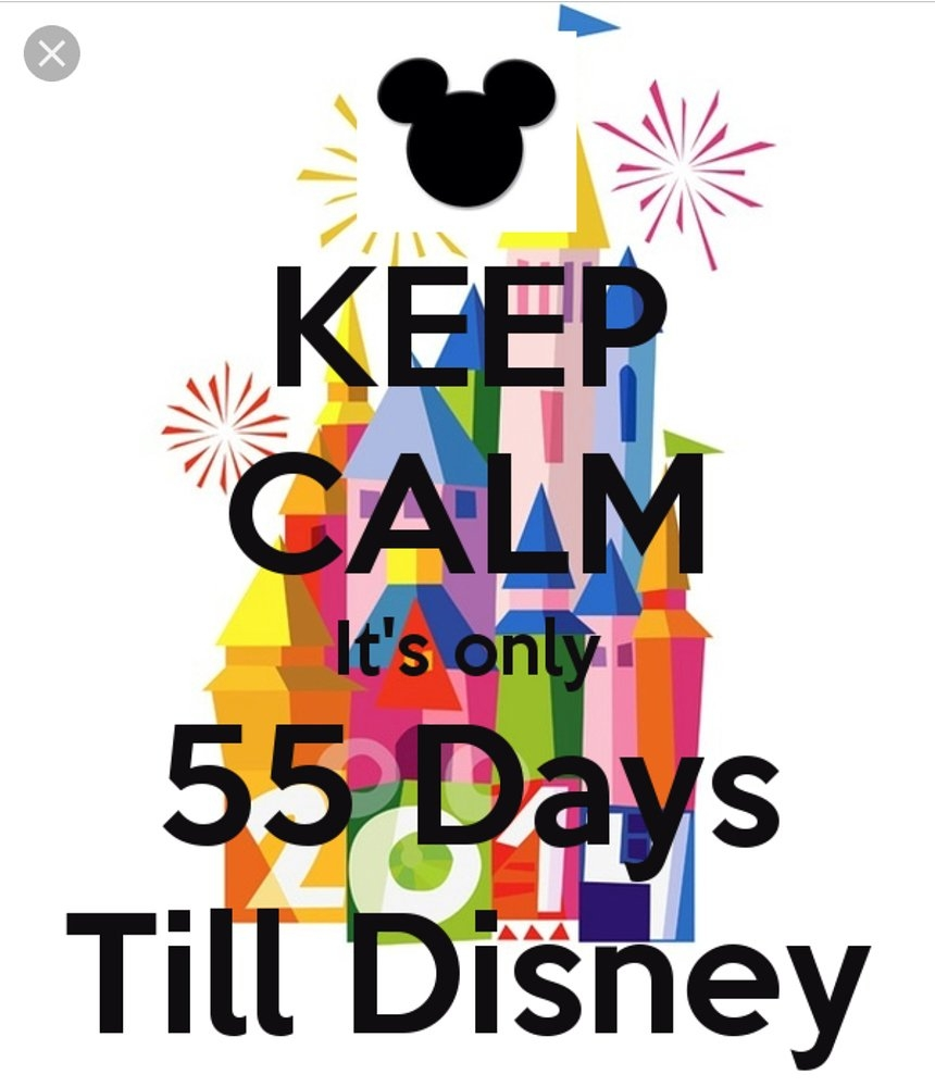 Countdown Pictures - Walt Disney World - Touringplans Discussion Forums with 180 Day Countdown To Disney Graphics