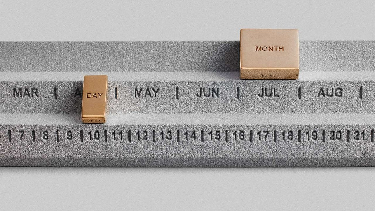 Countdown To The Next Election With This Perpetual Calendar with Countdown To Election Calender Graphics