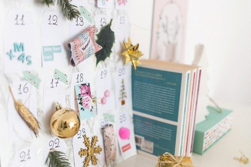 Адвент-Календарь Для Детей С Подарками И Заданиями На Новый Год 2020: Мастер-Класс С Фото in Задания Для Адвент Календаря
