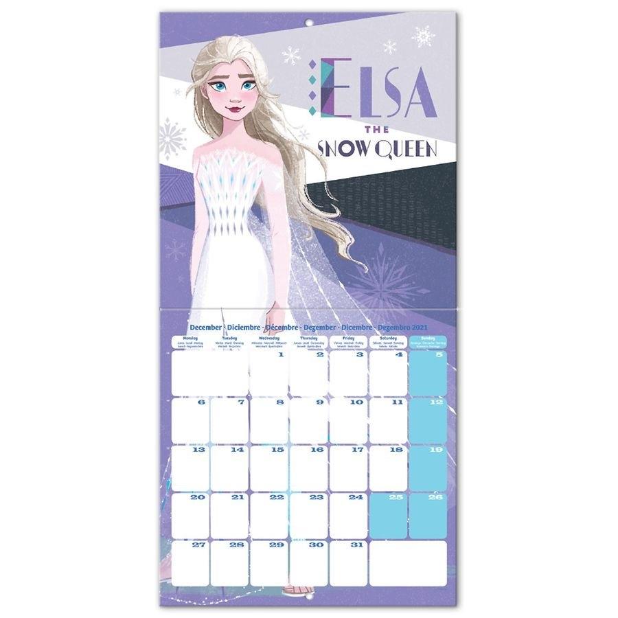 Disney Frozen Calendar 2021 - Calendars Buy Now In The Shop Close Up Gmbh in Calendar 2021 Ziua Up
