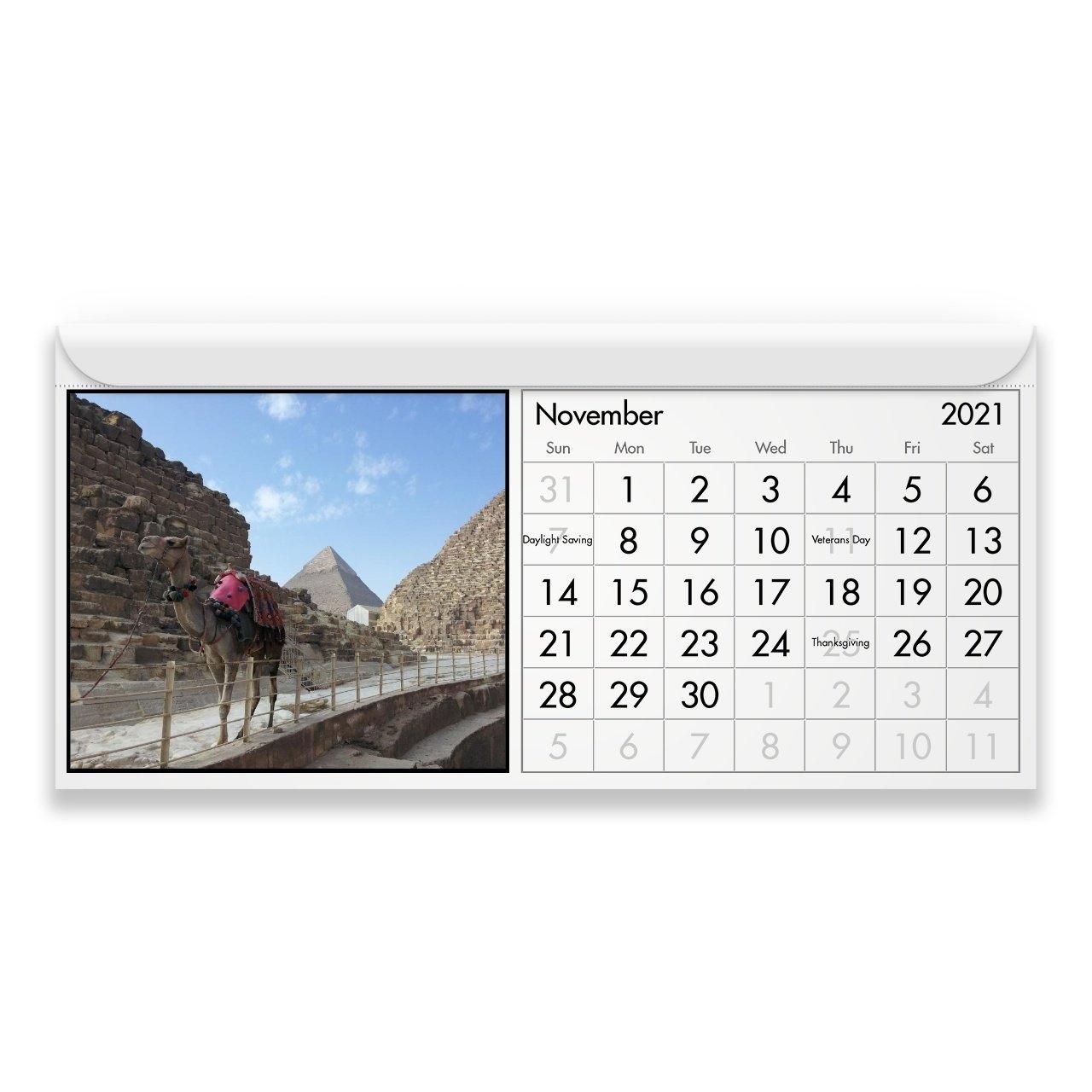 Egypti 2021 Magneettinen Kalenteri for Egypt Holiday Calendar 2021 Photo