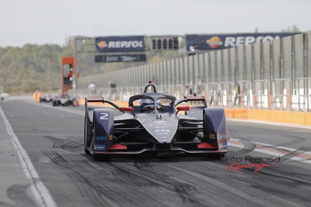 El Circuit Ricardo Tormo Enciende Este Fin De Semana La Fórmula E 2021 - Britoprensaracing intended for Ical Formule E 2021