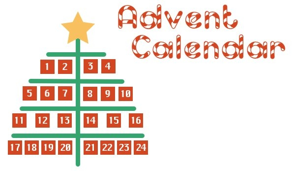 Excel Advent Calendar Free Template with Template For Advent Calendar Image