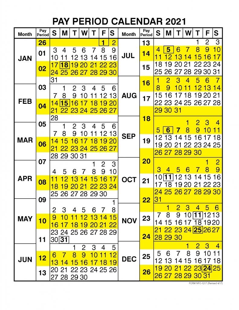 Federal Pp Calendar 2020 - Template Calendar Design in Template Piano Feire 2021