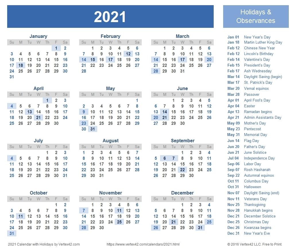 Fill In The Blank Calendar 2021 - Template Calendar Design inside Microsoft Photo Calender 2021