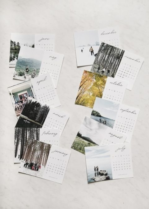 Free 2021 Photo Calendar - How To Make Your Own Photo Calendar inside Calendar Photo Maker 2021