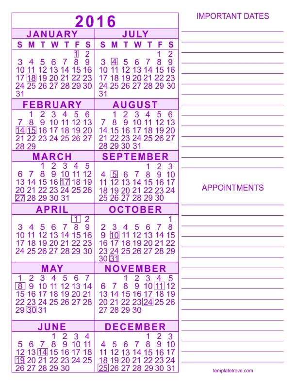 Free Calendar 5 inside Free Calendars You Can Edit 2021 8 1/2 X 11