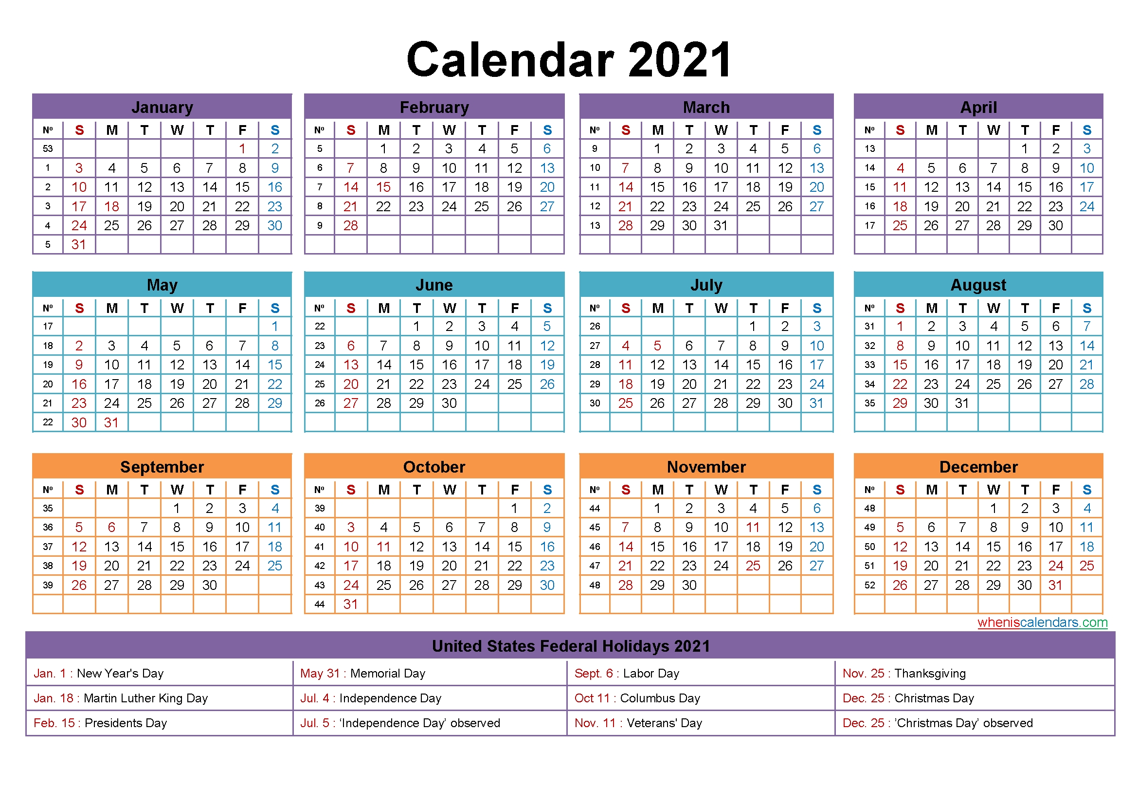 Free Editable 2021 Calendars In Word / Printable Calendar 2021 Template Free Powerpoint regarding Calendar Template 2021 Indesign Image