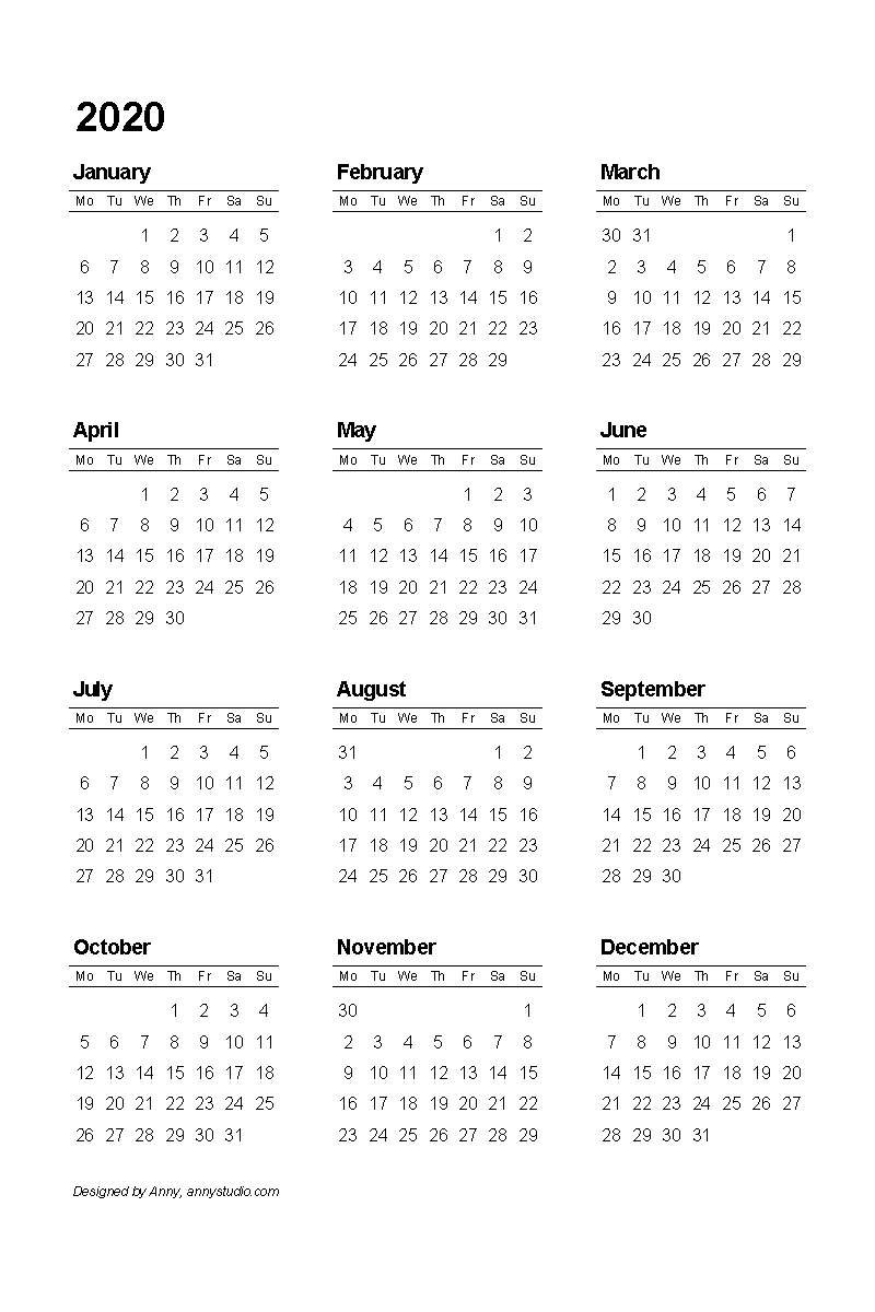 Free Printable Calendar With Lines 2019 And 2020 - Calendar Inspiration Design intended for Free Printable Monthly Calendar 2021 With Lines Image