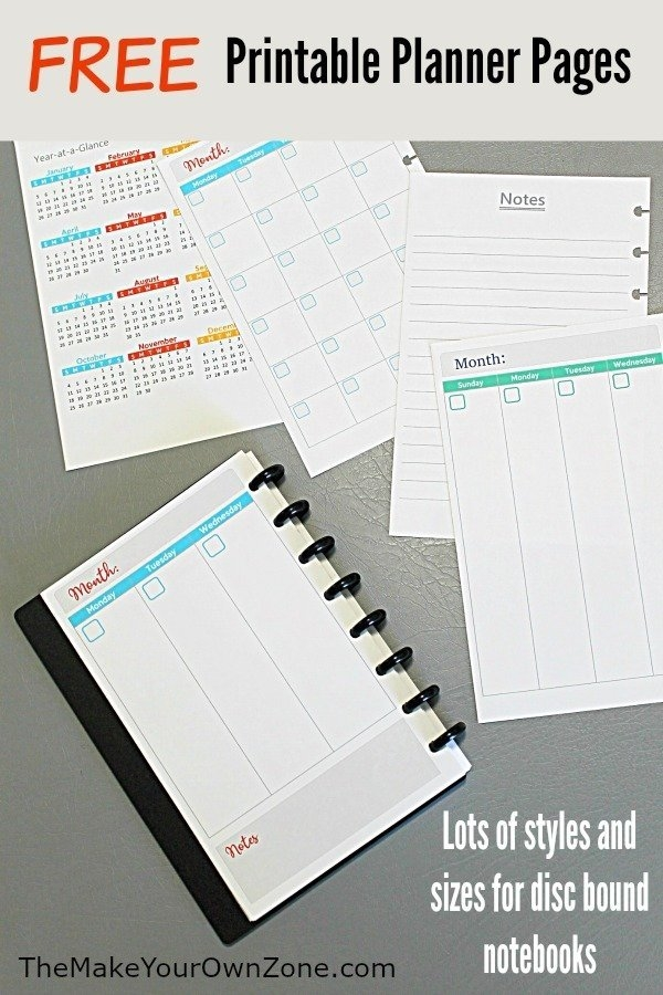Free Printable Pocket Calendar Templates Photo | Calendar Template 2020 within Create Your Own Calendar For Free