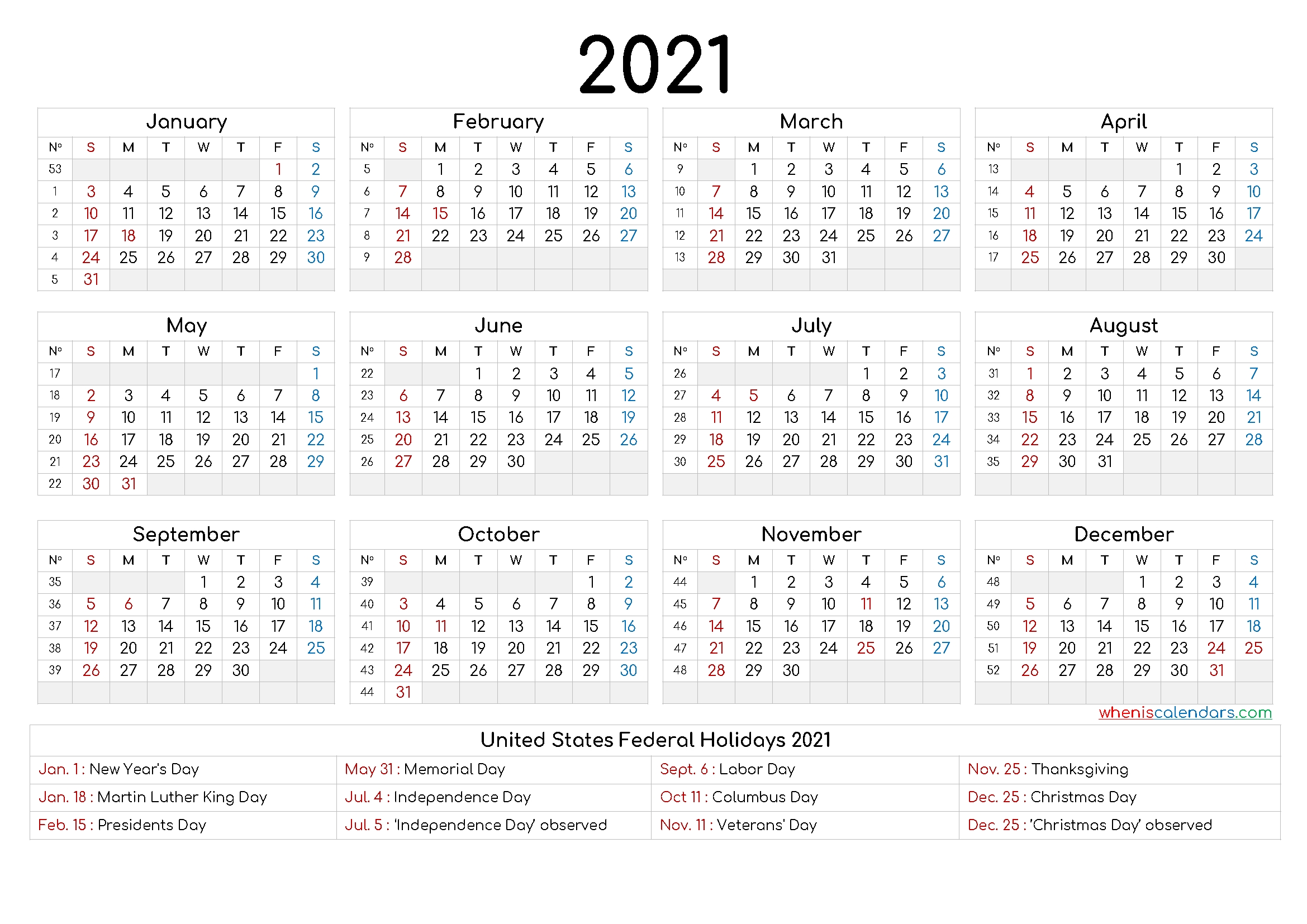 Free Printable Yearly Calendar 2021 And 2022 And Further pertaining to 2021 2022 Calendar Printable One Page