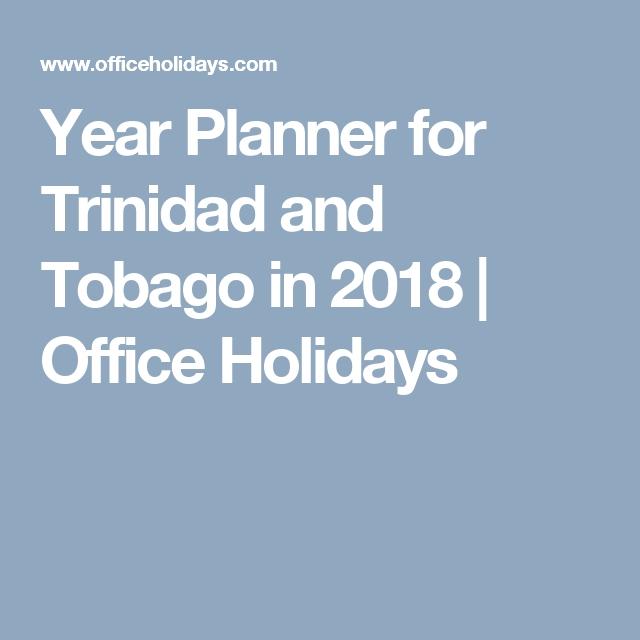 Holiday Calendar 2021 Trinidad - Dayholie in Trinidad And Tobago Holidays 2021