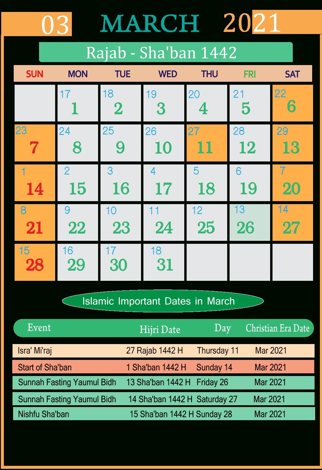 Islamic Calendar 2021 Today Date | Calendar 2021 for Pakistan 2021 Photo Calendar