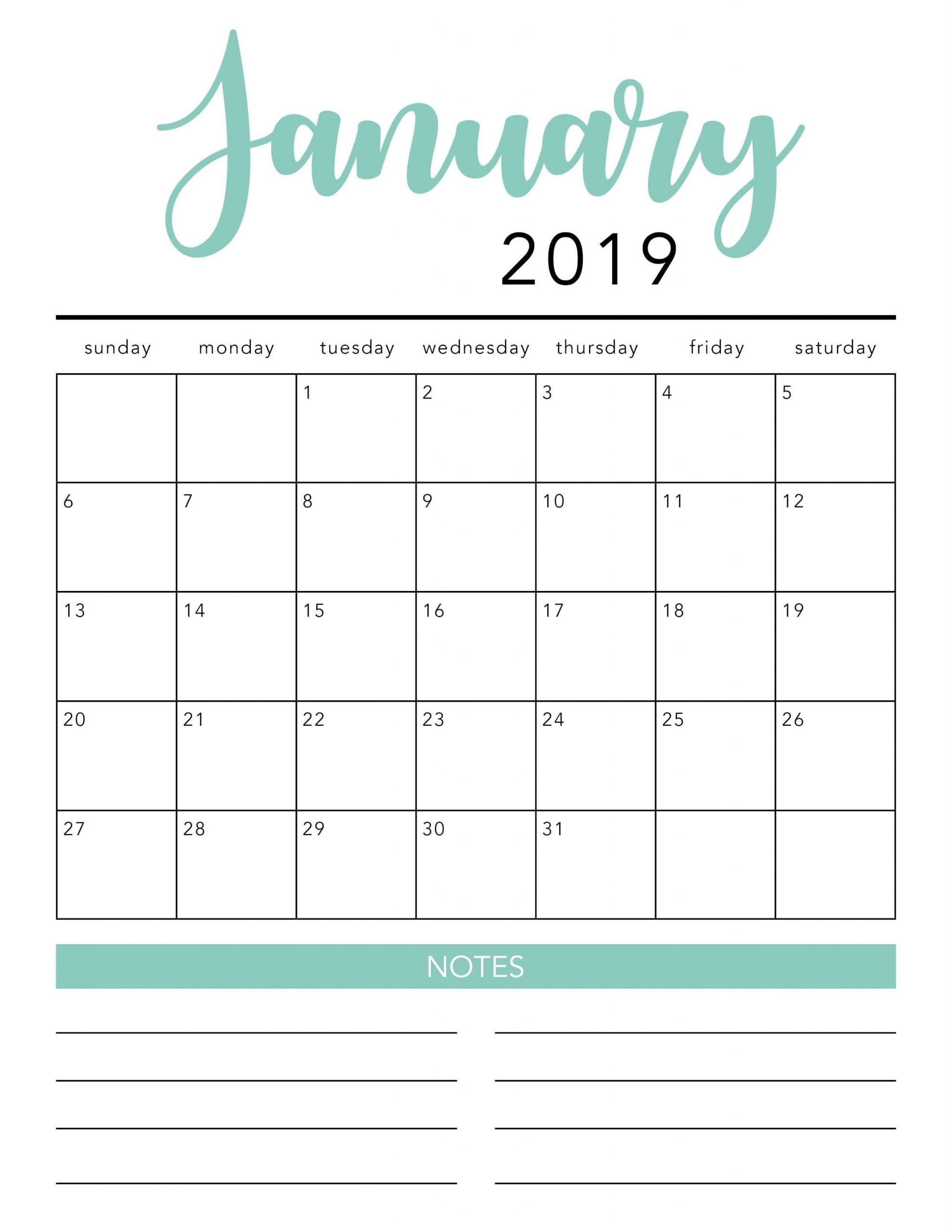 January 2021 - Template Calendar Design inside 2021 Calendars With Lines Photo