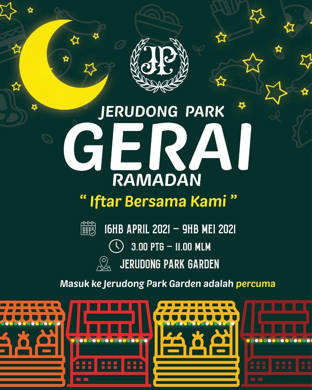 Jerudong Park'S Gerai Ramadhan - Brunei.events throughout Free Calendar Brunei 2021 Graphics