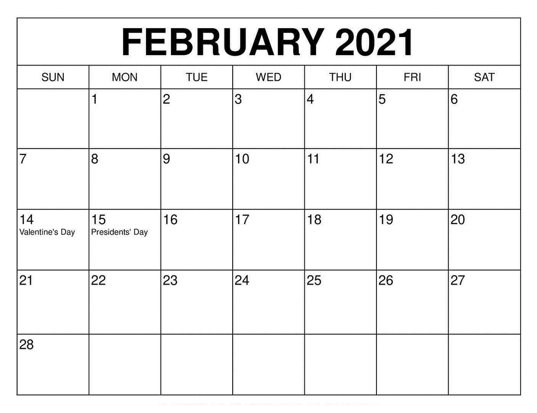 Julian Calendar Feb 2021 | Free Printable Calendar with Calendar 2021 With Julian Date Image