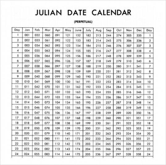 Julian Date Leap Year Calndar   Printable Calendar Template 2020 throughout Juoian Date Calender Leap Yeat